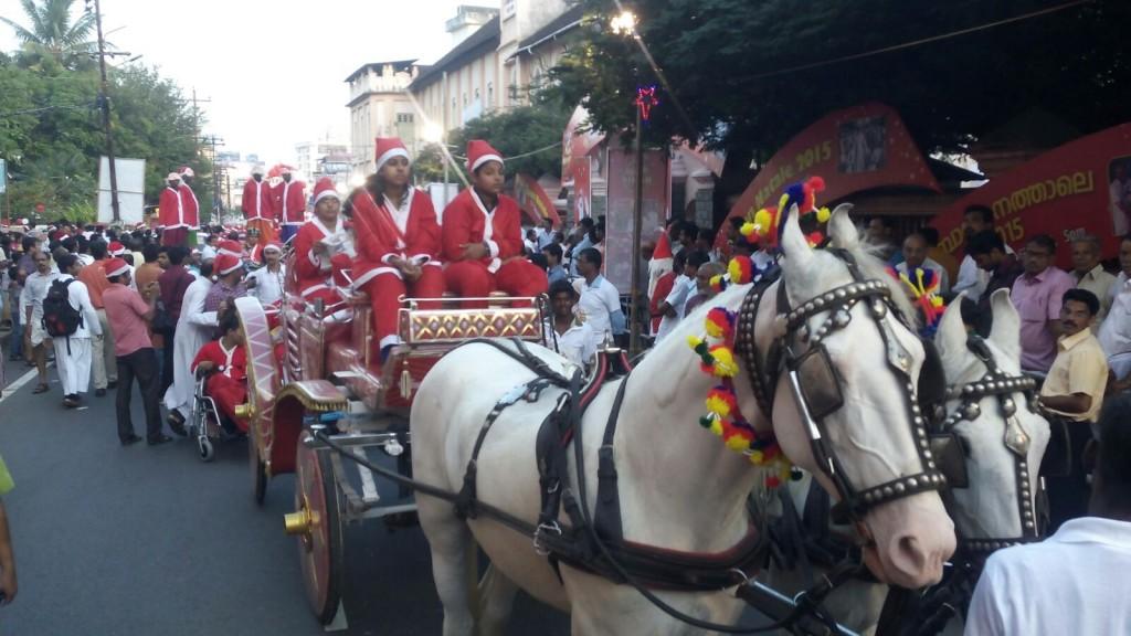 Buon Natale Thrissur.Buon Natale Live 2015