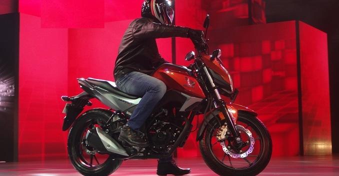 Honda launched Honda CB Hornet