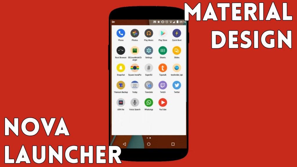 article clean your android apps drawer hiding with nova launcher