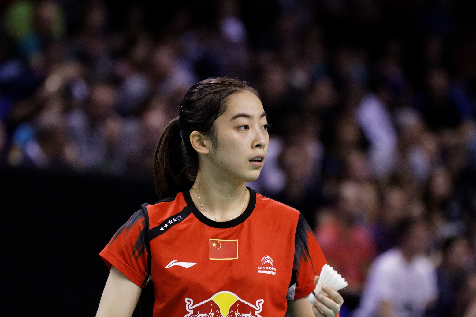Top 5 Female Badminton Players In The World 2015