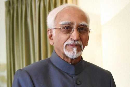 essay on vice president of india