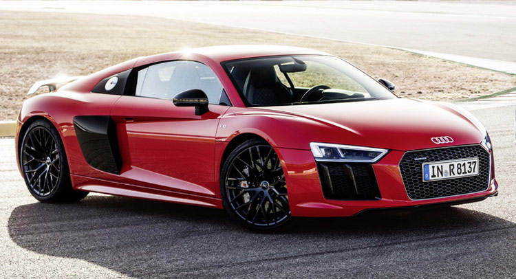 audi r8 v10 plus launched at rs crore. Black Bedroom Furniture Sets. Home Design Ideas
