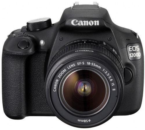 Canon EOS 1200D 18.0 Megapixels DSLR-Black