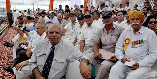 Ex-Servicemen