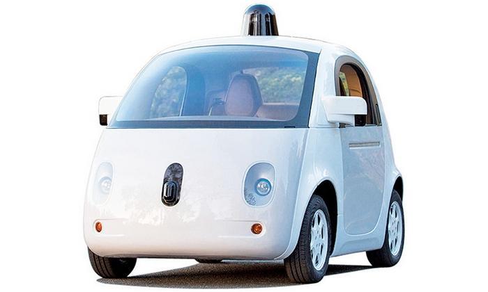 Google avto za luzere