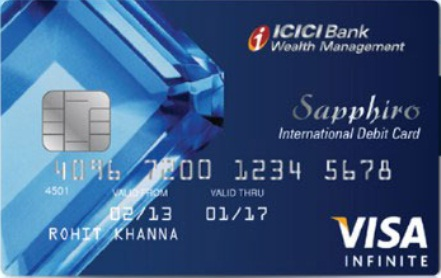 Report lost credit card icici bank