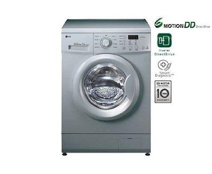 LG F10E3NDL25 Fully-automatic Front-loading Washing Machine