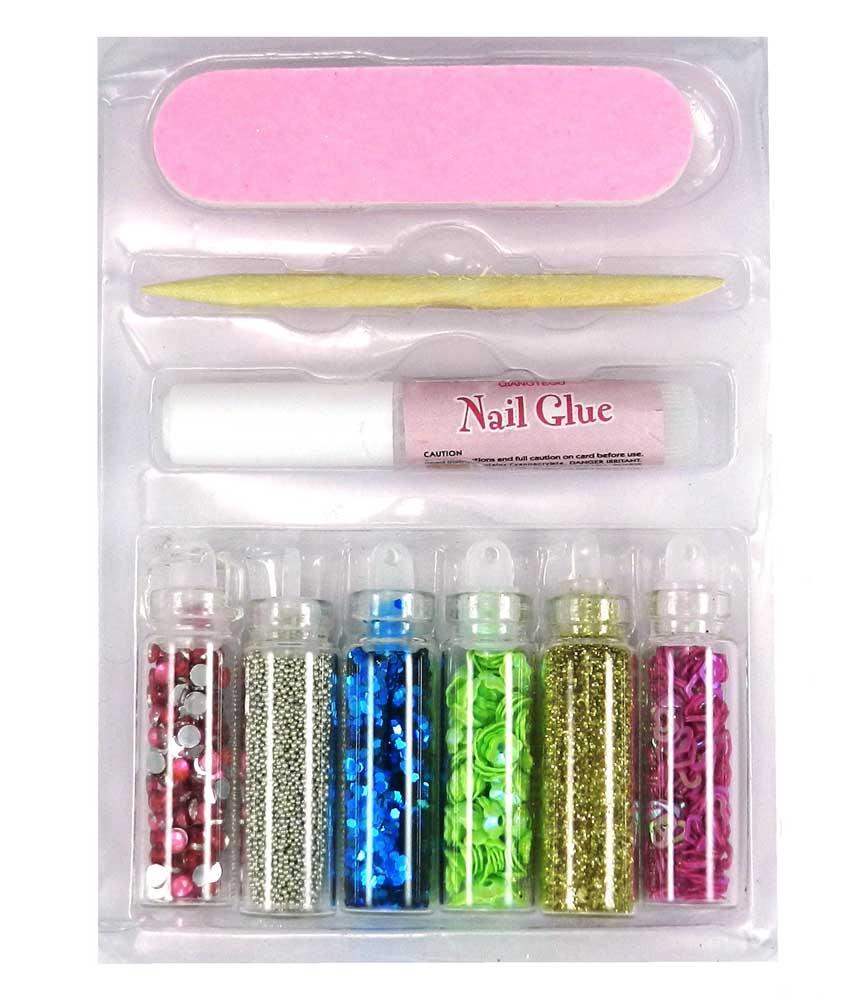 Spm Nailart Kit For Women For Rs50 Mrp Rs1280