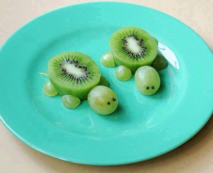 Vegetable carving ideas