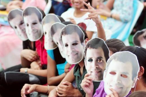 Rahul Gandhi fans
