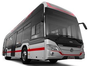 Tata Starbus Diesel Series Hybrid Electric Bus