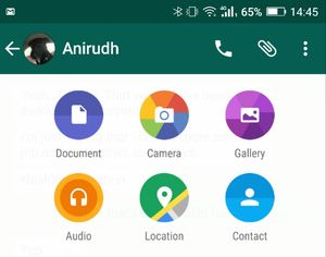 WhatsApp for Android and iOS get document sharing feature