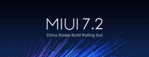 Xiaomi Rolling Out MIUI 7.2