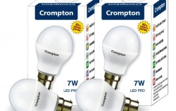 Crompton 7W (Pack Of 2) Cool Day LED Bulb for Rs.199