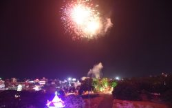 Thrissur Pooram 2016 – Sample Fireworks (Vedikettu)