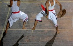 Steps of Kalaripayattu