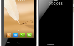 Docoss X1 3G Smartphone Mobile: Book via SMS and Pay Cash on Delivery