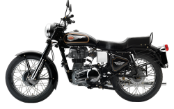 A man purchased an Enfield Bullet 350cc…