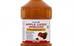 Healthvit Apple Cider Vinegar 500ml 500ml Overall Wellness for Rs.198