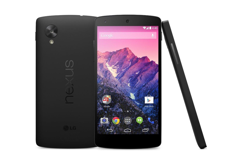 Price Drop: LG Google Nexus 5 4G 16GB Black now available ...