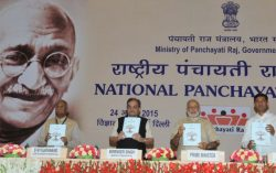 PM addresses Panchayats across the country, from Jamshedpur, on National Panchayati Raj Day