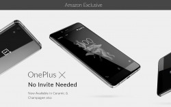 Another price cut on OnePlus X: Now sold at Rs.14,999 on Amazon.