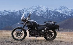Royal Enfield launches Himalayan – The most definitive motorcycle for your Himalayan adventure