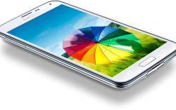 Samsung Galaxy S5 (Shimmery White, 16 GB) for Rs.15,999