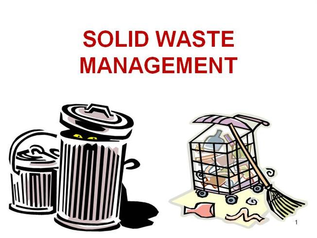 Solid waste management rules in india revised after 16 for Household hazardous waste facility design