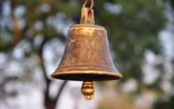The Science behind Temple Bells