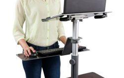 ZEN DESK 2.0 Ergonomic Height Adjustable Standing Desk for Rs.13,247