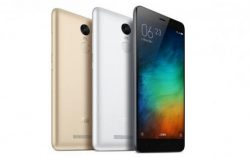 Redmi Note 3 open sale on April 27th 2016