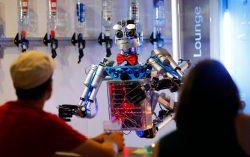 Robotic Bartender – Whatsapp Funny Story