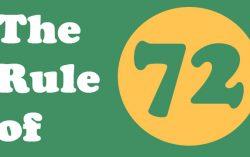 Rule 72 in personal finance