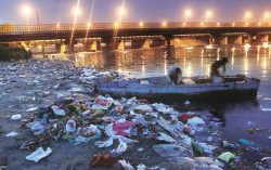 Setting up of Sewage Treatment Plants to Clean Yamuna River