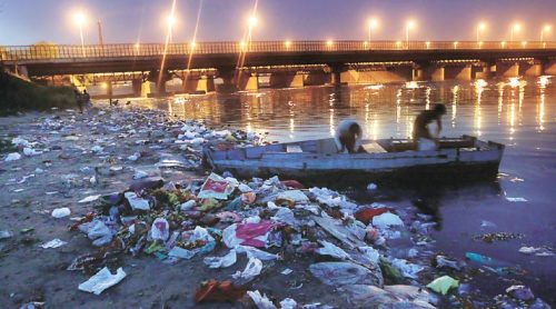 Sewage Treatment Plants to Clean Yamuna River