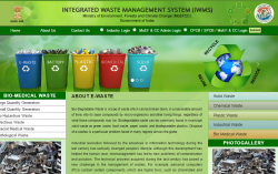 Environment Minister launches Web-Based Application on Integrated Waste Management System