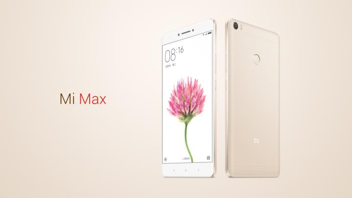 Xiaomi Mi Max color 1