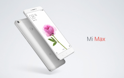 Xiaomi launched Mi Max with 4GB RAM and 6.44″ Superlarge Display