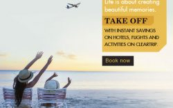 American Express Offer: Up to 30% instant savings on Cleartrip