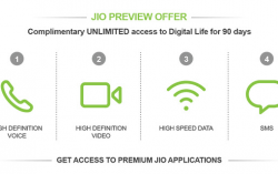 Reliance Jio Preview Offer validity extended to 6 months from 3 months