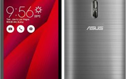 Asus Zenfone 2(Silver, With 4 GB RAM, With 1.8 GHz Processor, With 16 GB) for Rs.11,999