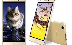 Intex Aqua Super (Grey, 16 GB) 3GB RAM + 16GB ROM for Rs.4,499