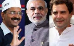 Modi or Gandhi or Kejriwal no person or leader can change the country alone