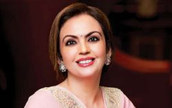 Nita Ambani Nominated to International Olympic Committee