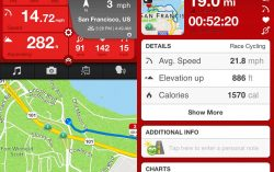 App Of the Day: Free Runtastic Road Bike Tracker Pro