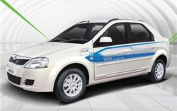 Mahindra launches Innovative New eVerito, India's First Zero-Emission, All-Electric Sedan