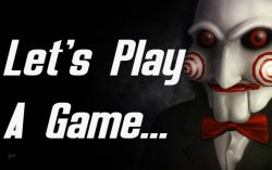 Let's play a game… (Time Pass)