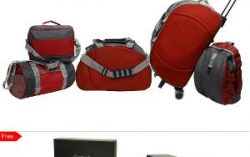5 Travel Bags – Fidato Combo For Rs 1399