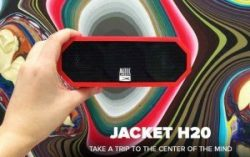 Altec Lansing Jacket H2O IMW457 Bluetooth Speaker (Black) for Rs.3,499